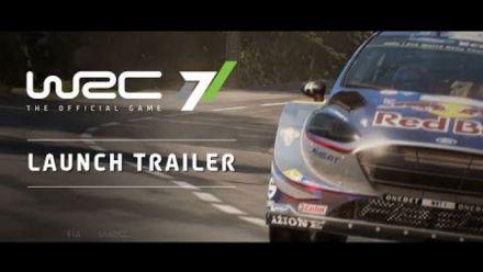 WRC 7 Trailer de lancement