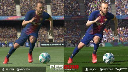 E3 2017 : Stream PES 2018