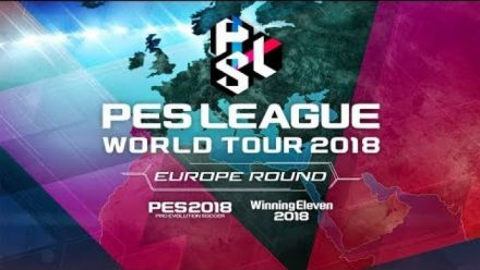 Bande-annonce PES League Europe Round