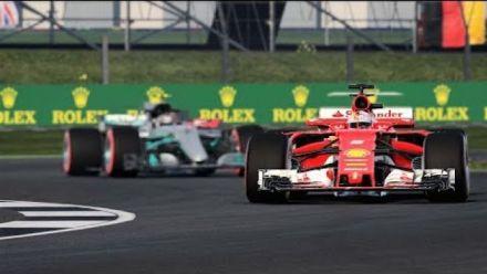 Vid�o : F1 2017 fait l'histoire en vidéo