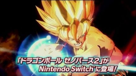 Dragon Ball Xenoverse 2 : Bande-annonce version Switch