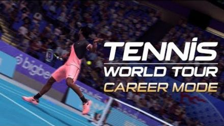 Tennis World Tour détaille son mode Carrière