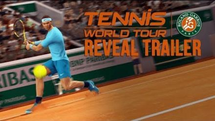 Tennis World Tour : Nadal se montre avant Roland Garros