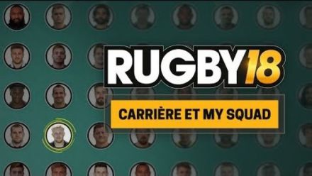 Rugby 18 : Trailer