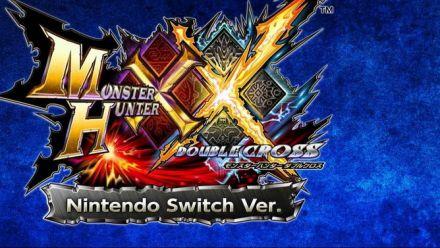 Vid�o : Monster Hunter XX sur Switch : premier trailer