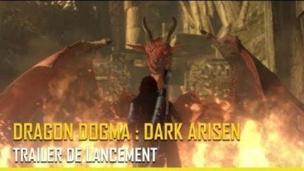 Vid�o : Dragon's Dogma Dark Arisen : Trailer lancement PS4 et Xbox One