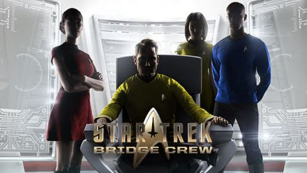 Vidéo : Star Trek ׃ Bridge Crew VR - Trailer U.S.S. Enterprise