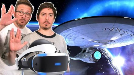 Vid�o : Star Trek : Bridge Crew VR - Test Vidéo