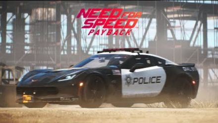Vid�o : NFS Payback Gamescom Trailer