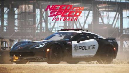 Vid�o : NFS Payback Gamescom Trailer
