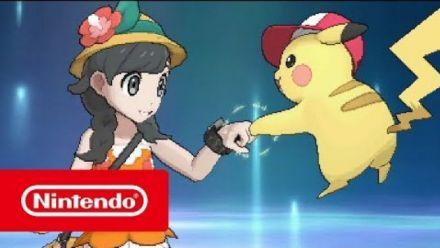 Vidéo : Pokémon Ultra-Soleil et Pokémon Ultra-Lune : Bande-annonce de lancement