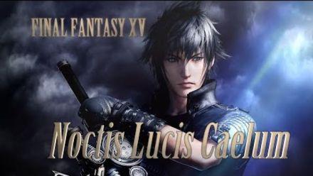 Vid�o : Dissidia Final Fantasy NT : Trailer de Noctis