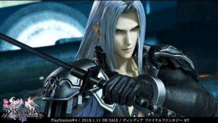 Vidéo : Dissidia Final Fantasy NT : Trailer des méchants