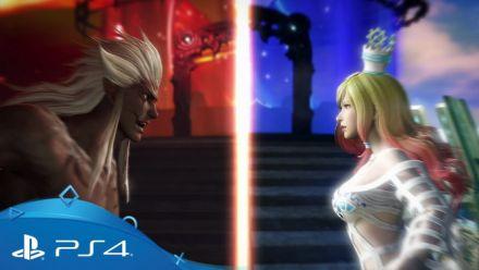 Dissidia Final Fantasy NT se présente sur PS4.