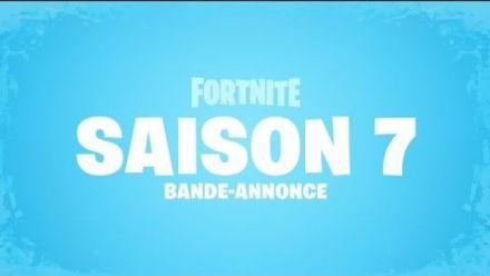 vidéo : Fortnite Saison 7 : Bande-annonce