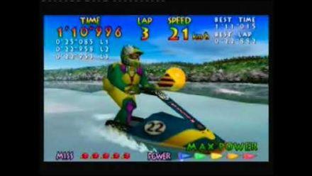 Vid�o : Wave Race 64 : Record du monde