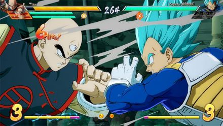 Gameblog Live sur la version Test de Dragon Ball FighterZ (Replay)
