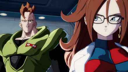 Dragon Ball FighterZ : Trailer du mode Histoire (FR)