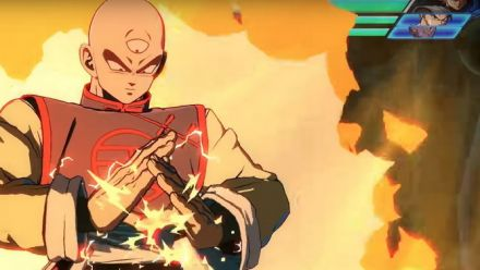 Dragon Ball FighterZ : Ten Shin Han Breakdown