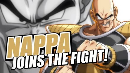 Dragon Ball FighterZ : Trailer de Nappa