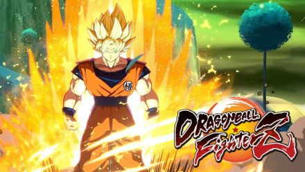 Dragon Ball Fighterz :Trailer spécial Goku