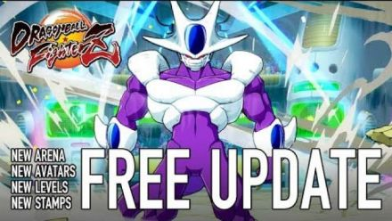 Dragon Ball FighterZ - PS4/XB1/PC/SWITCH - Free Update content