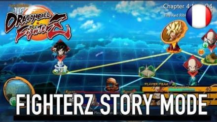 Dragon Ball FighterZ : Trailer en français du Mode Story