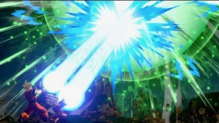 Dragon Ball FighterZ : Dramatic Finishes Broly et Bardock