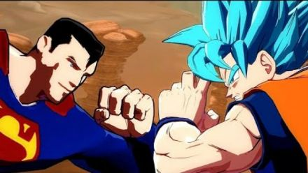 Dragon Ball FighterZ : Goku vs Superman grâce à un mod