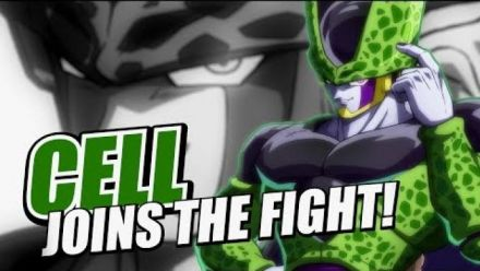 Dragon Ball Fighterz : Trailer de Perfect Cell