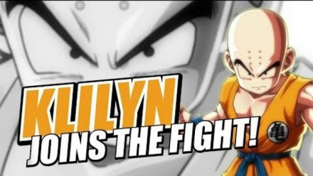 Dragon Ball FighterZ : Bande-annonce Krilin