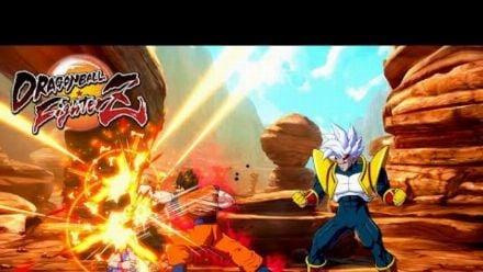Vid�o : Dragon Ball FighterZ : Gameplay Super Baby 2