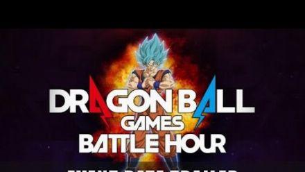 Vid�o : Dragon Ball Games Battle Hour : Trailer