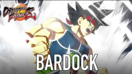 Dragon Ball FighterZ : Teaser Bardock