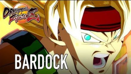 Dragon Ball FighterZ : Bande-annonce Bardock