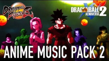 Dragon Ball FighterZ : Bande-annonce Anime Music Pack 2