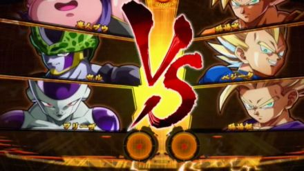 Dragon Ball FighterZ : Video de gameplay sur Niconico 3