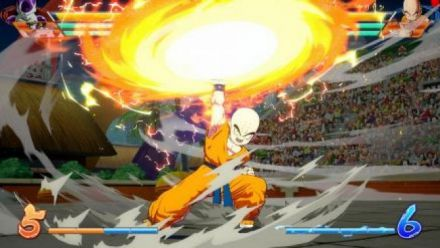 La finale du Dragon Ball FighterZ World Tour