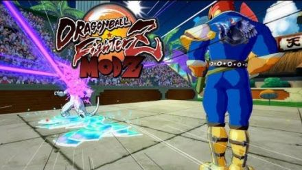 Vid�o : Dragon Ball FighterZ : Mod Captain Falcon