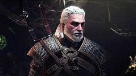 vid�o : Monster Hunter World : Collaboration The Witcher 3