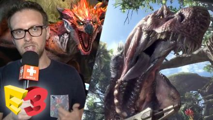 E3 2017 : Nos impressions de Monster Hunter World
