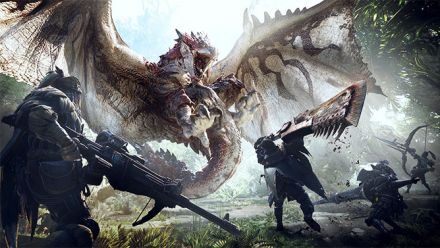 Monster Hunter World : 22 minutes de gameplay commenté
