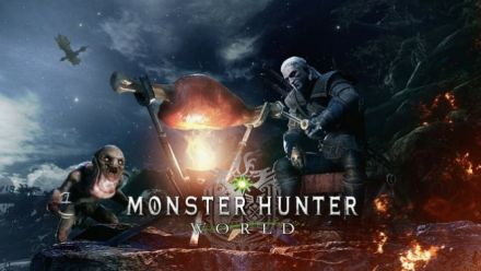 Vid�o : Monster Hunter World x The Witcher 3