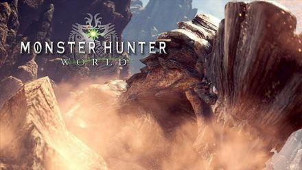 Monster Hunter World : trailer Désert des Termites