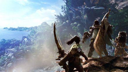 Monster Hunter World : Présentation vidéo (japonais)