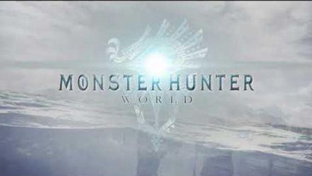 vid�o : Monster Hunter World : Iceborne - trailer d'annonce