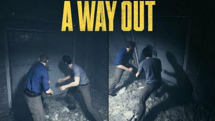 Découvrez la première heure de jeu de A Way Out sur PS4 avec Julo et Plume