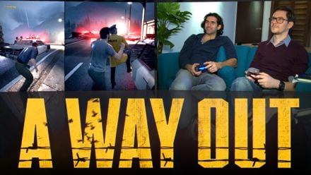 A Way Out : Nos impressions manettes en mains avec Josef Fares