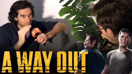 A Way Out : Notre Interview de Josef Fares