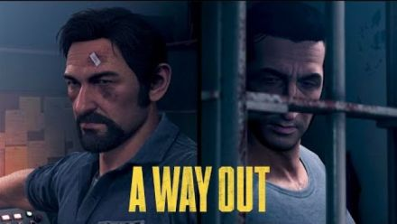 A Way Out : Game Awards trailer